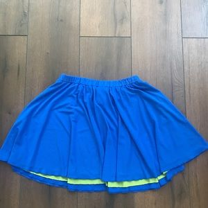 Nike Skirts - VTG 90s Nike Tennis Skirt Pleated Rare
